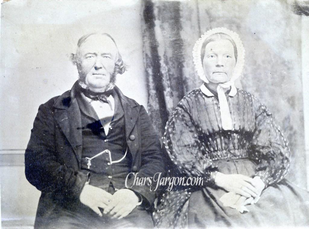 John Graham Smith Frances Clark