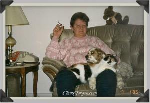 Arlene. Winston & Callie